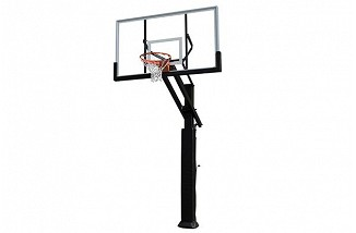 Grizzly Adjustable Basketball-Breakaway Goal