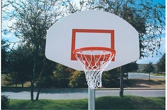 Official Aluminum Backboard