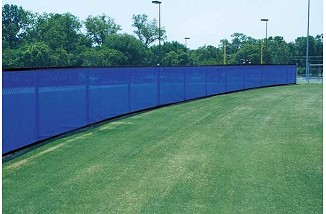 Poly Outfield Windscreen (Per Sq. Ft.)
