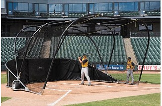 Ryan Express Batting Cage