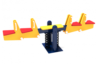 See-Saw Bouncer