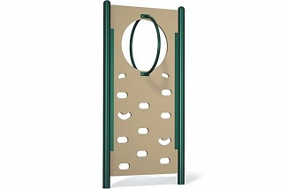 Climbing Wall with Ring