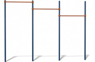 3-Level Chinning Bar