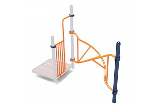 Twisted Climber Attachment