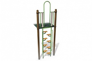 SuperMax Zip Step Climber