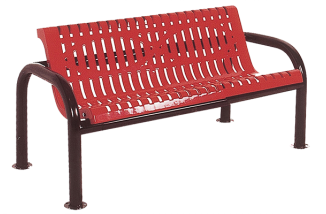 Contour Bench (with back)