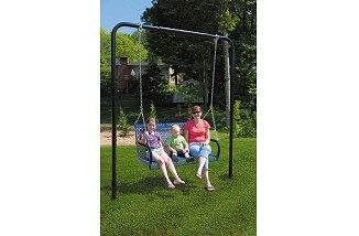 Contour Swing Bench