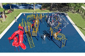 Meadow Wood Elementary Playground