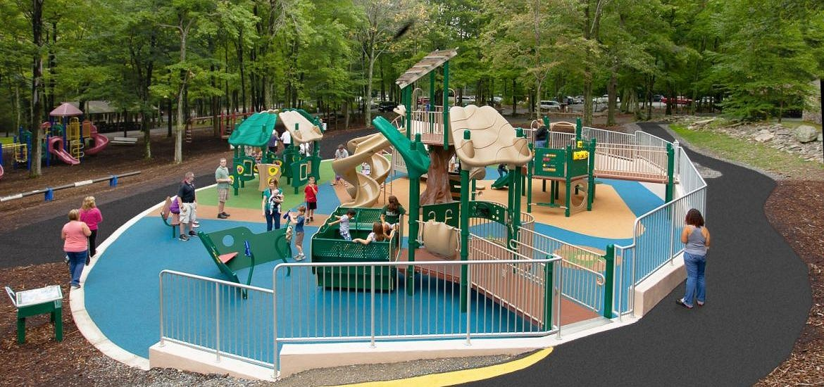 Crossing Abilities Playground