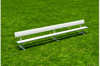 15' Player Bench Portable