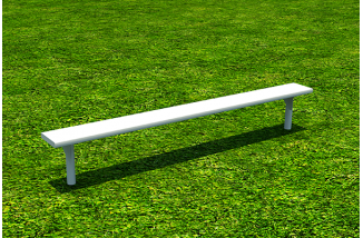 8' Player Bench Seat