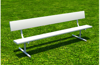 8' Player Bench Portable