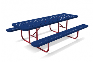 8' Hd Picnic Table Ada