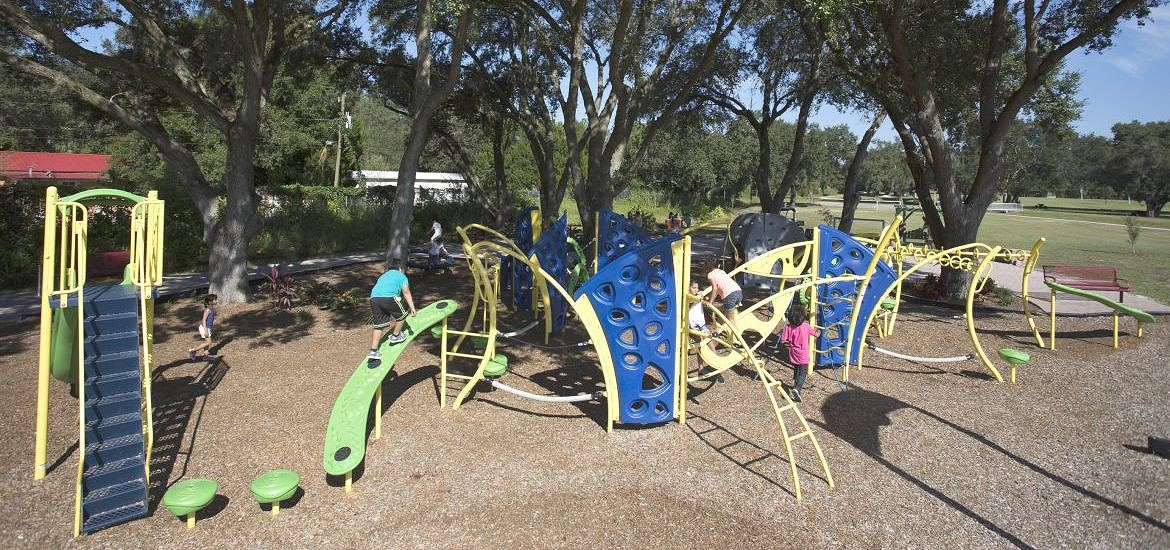 Zachary Reyna Park awarded National Demonstration Site designation by PlayCore