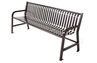 Jackson Bench (with back)