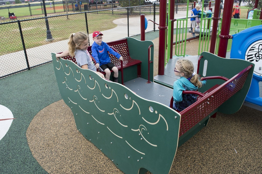 Miracle League Playground